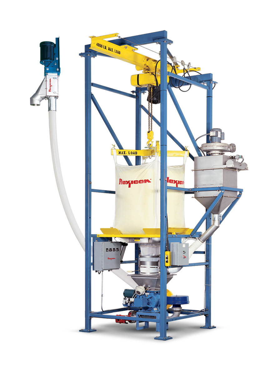 BULK-OUT® BFC Bulk Bag Discharger