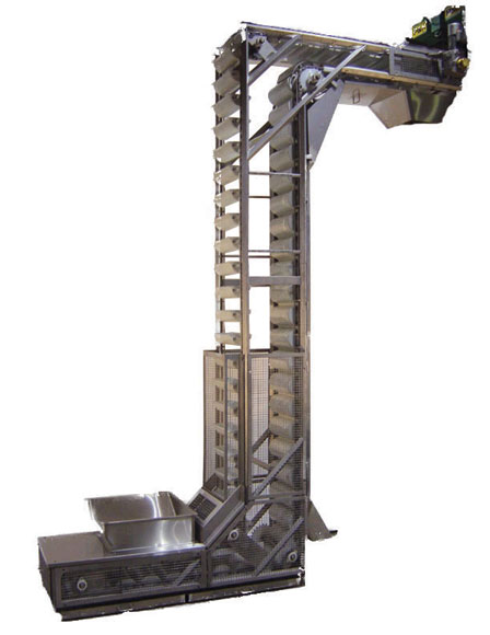 Continuous Bucket Elevator