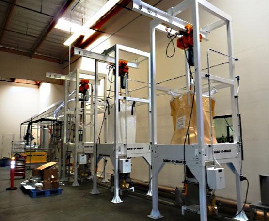 Bulk Bag Unloading System