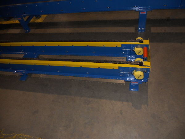 Drag Chain Conveyors | Bulk Material Handling Equipment