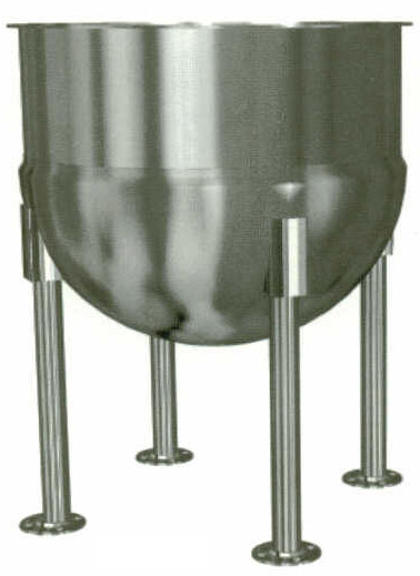 Open Top Stainless Steel Tank