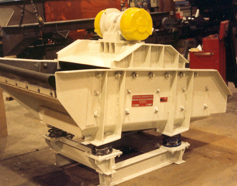 Direct Drive Vibrating Screen