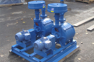 Cast Iron Centrifugal Blowers