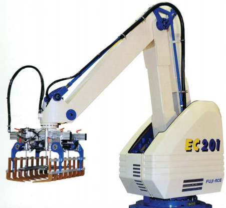 Robotic Palletizers