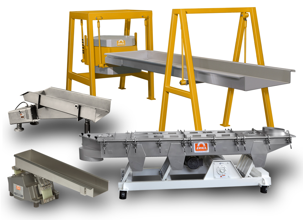 Vibratory Feeders and Conveyors