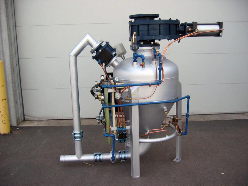 Multi-Ingredient Conveyor System