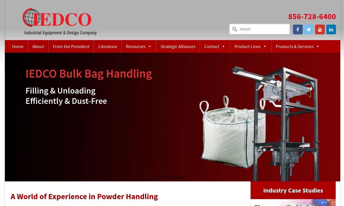 IEDCO Industrial Equipment & Design Company