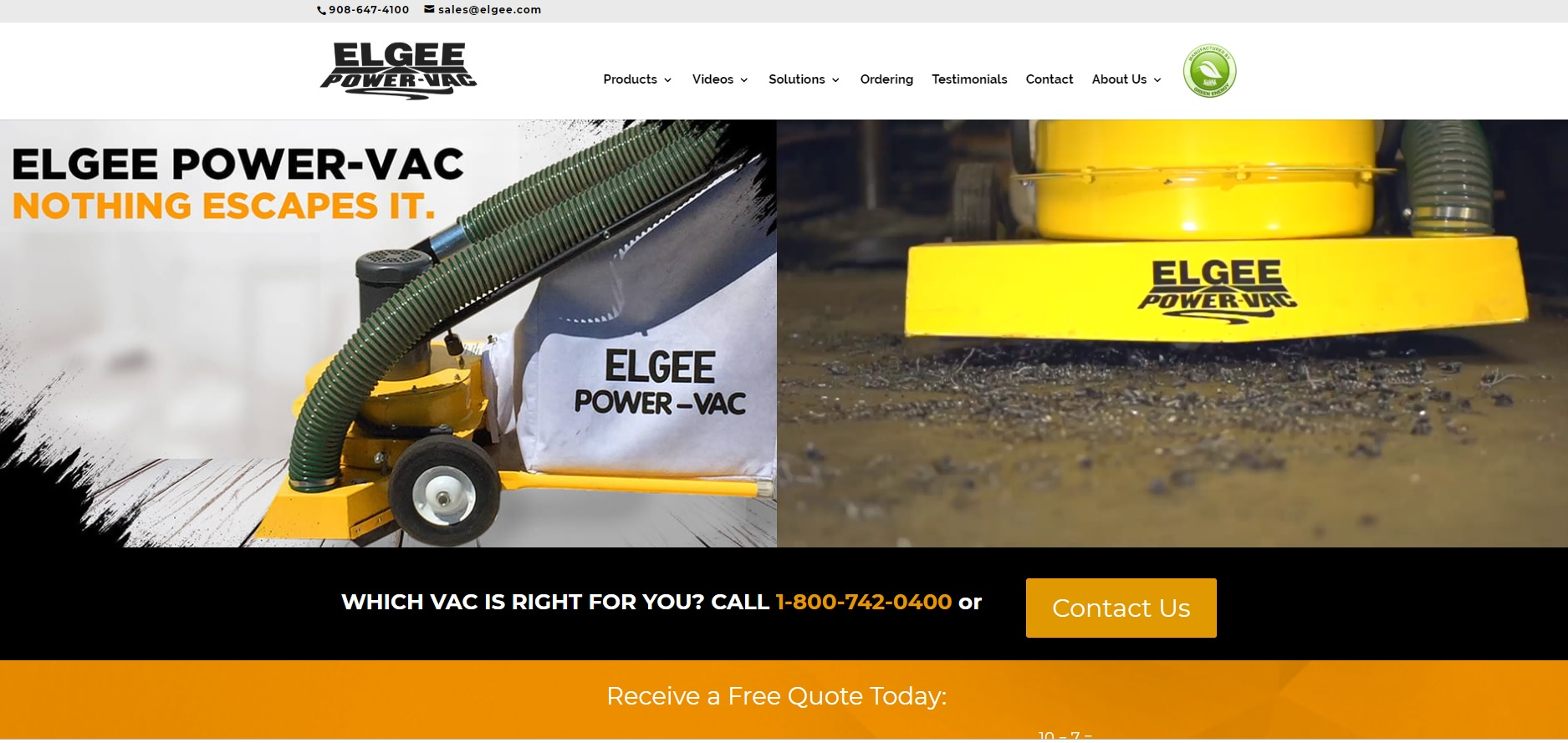 Elgee Manufacturing Company, Inc.