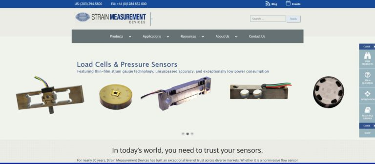 Strain Measurement Devices
