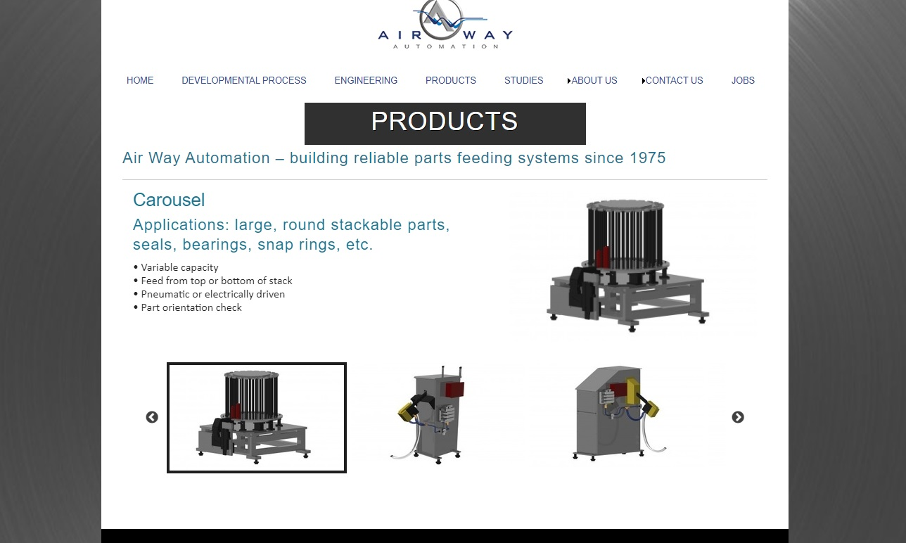 Air Way Automation