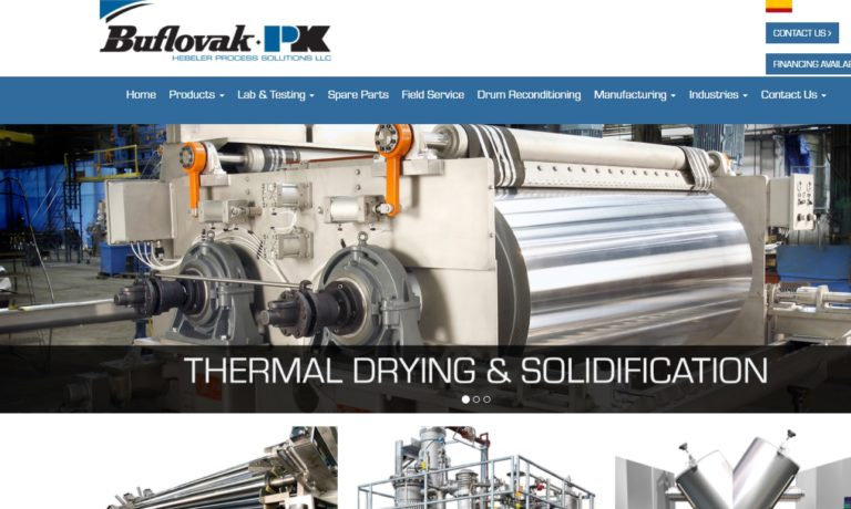 Buflovak-PK-Hebeler Process Solutions